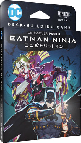 Dc Deck-building Game: Crossover Pack 8 - Batman Ninja