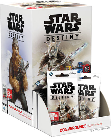 Star Wars Destiny: Convergence Booster Box (36 Packs)