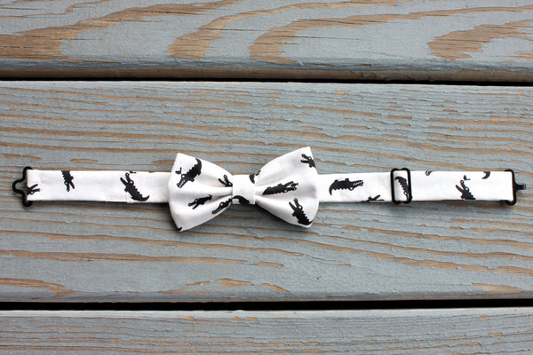 Crocodile Children's Bow Tie