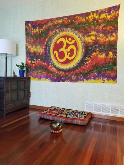 OM Tapestry Cotton