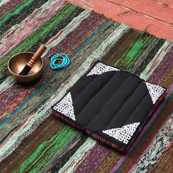 Foldable Meditation Cushion