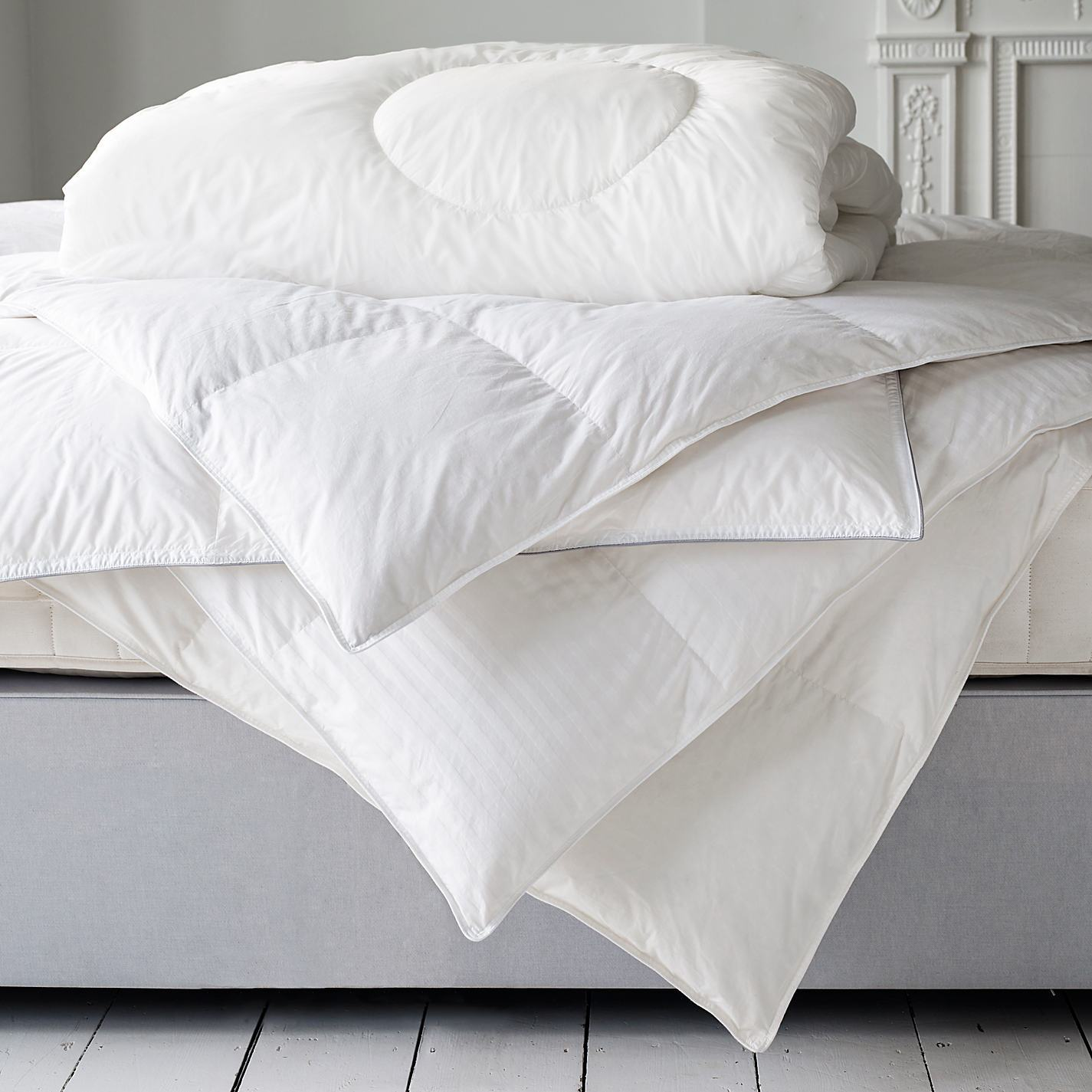 today downlinens product bath by overstock free cozyclouds down goose bedding comforter superior shipping white