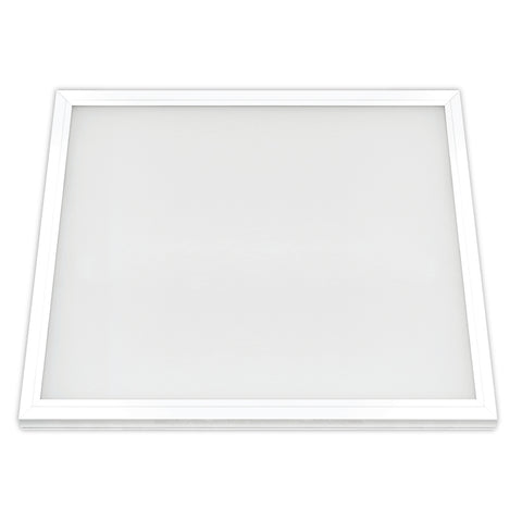 47W LED 2ft x 2ft Flat Panel 4K Flush Mount Ceiling Fixture #64728-fet