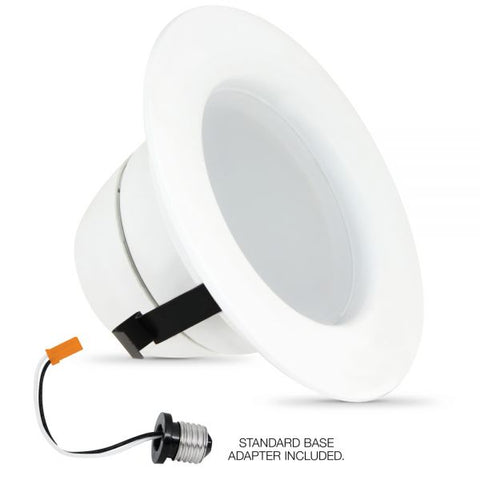 "LED 9.5W 4"" RETROFIT KIT 3000K #61890-FET"