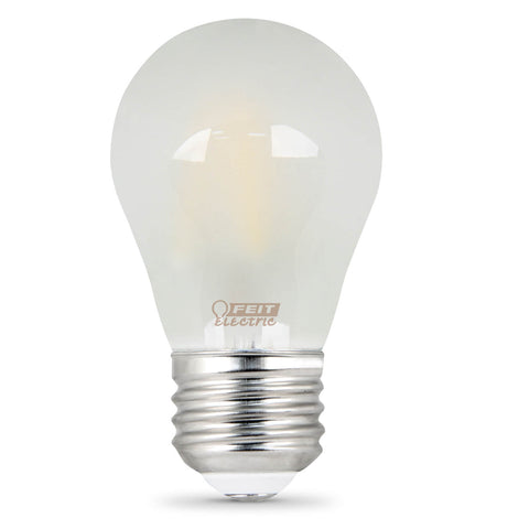 LED 4.5W A15 E26 Filament Frost DIM 27K (Case of 6 2-Packs) 61661-FETc