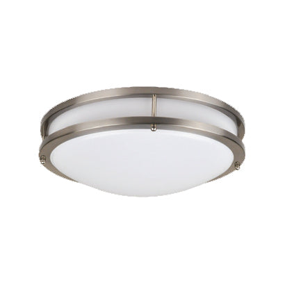"12"" LED Flush Mount Modern 18W (120W Equivalent) 120V 3000K Dimmable 64624-LD"