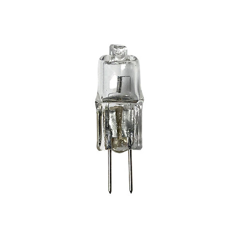 JC Type 20 Watt 12 Volt G4 Clear - Halogen Light Bulb #12573