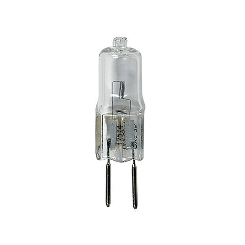 JC Type 50 Watt 12 Volt GY6.35 Clear - Halogen Light Bulb #12575