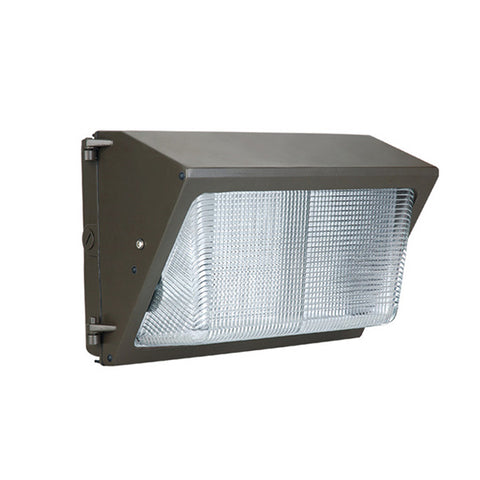 42W LED Traditional Wallpack 5000K (175-250W Equivalent) Dimmable IP65 DLC 64669-LD