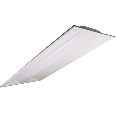 2x4 LED Troffer 49W (120-130W Equivalent) 3500K Dimmable 64766-LD
