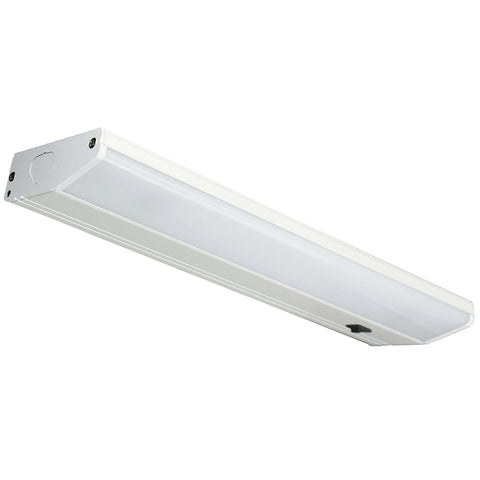 "9"" LED 4W (25W Equivalent) Under Cabinet Light 4000K Dimmable Linkable 64777-LD"