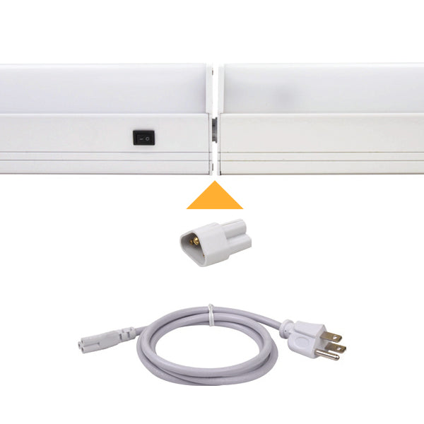 "18"" LED 7W (50W Equivalent) Under Cabinet Light 4000K Dimmable Linkable 64779-LD"