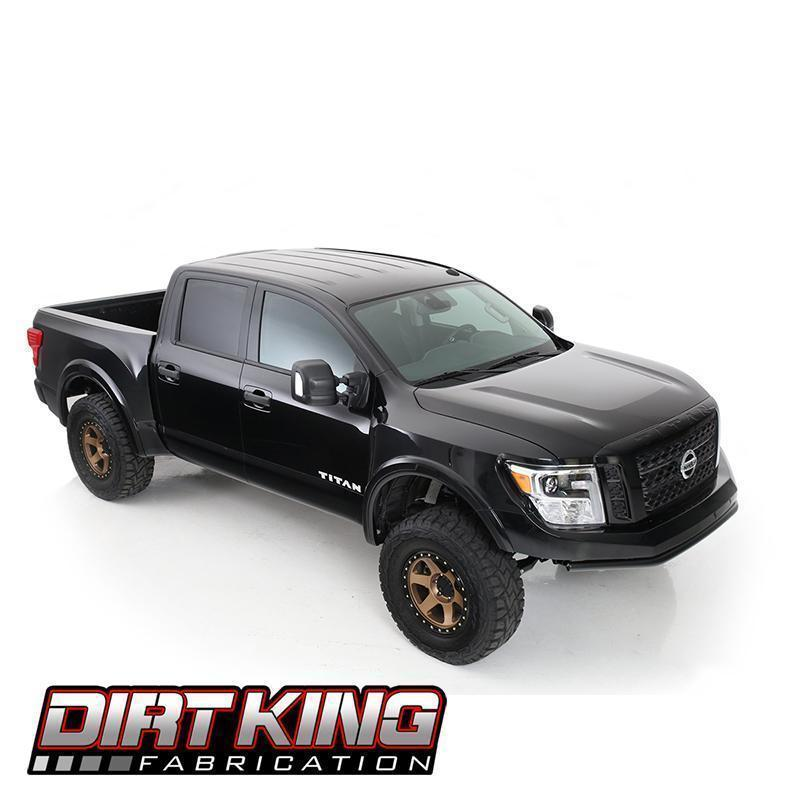 '04-Current Nissan Titan | Dirt King Fabrication