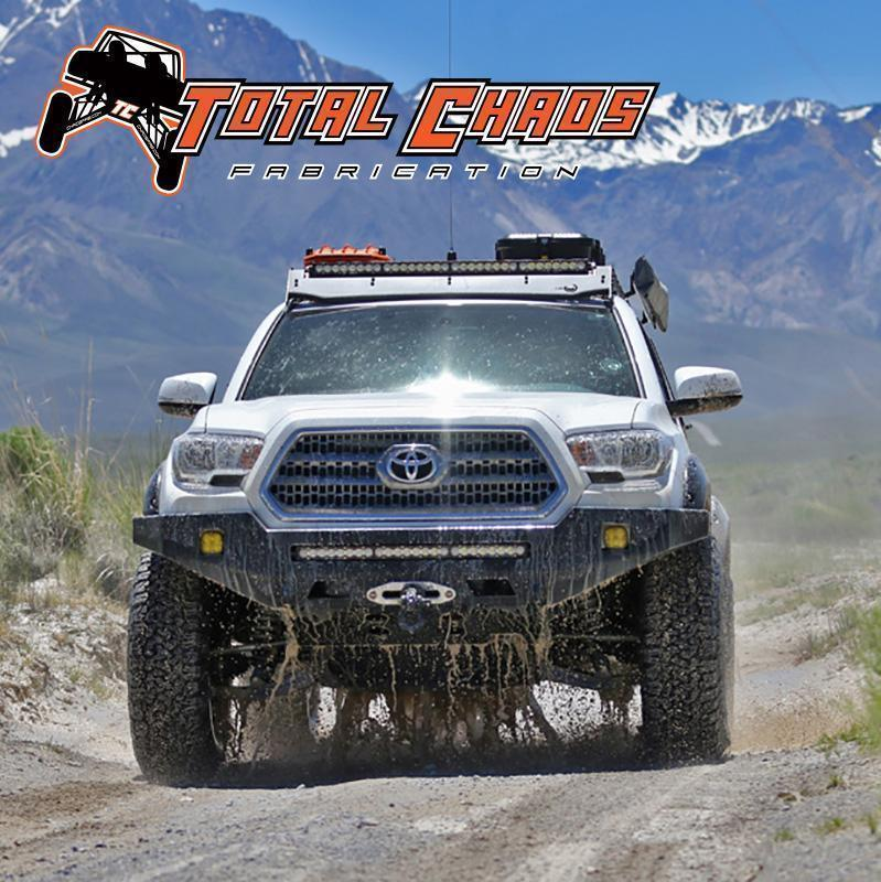 '16-Current Toyota Tacoma | Total Chaos Fabrication