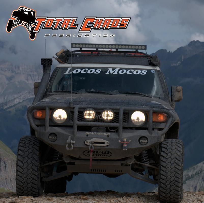 Total Chaos Fabrication | '07-14 Toyota FJ Cruiser