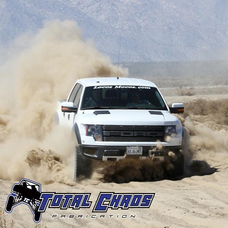 Total Chaos Fabrication | '10-14 Ford Raptor