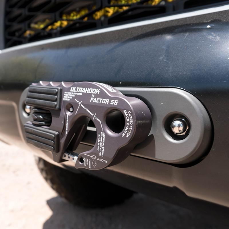 '10-Current Toyota 4Runner | Winches and Mounts