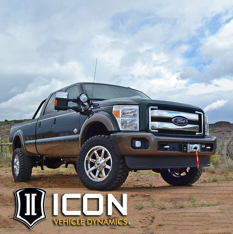 '11-16 Ford F250/350 | Icon Vehicle Dynamics
