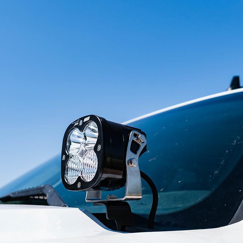 '11-19 Chevy/GM 2500/3500 | Light Mounting and Power Management
