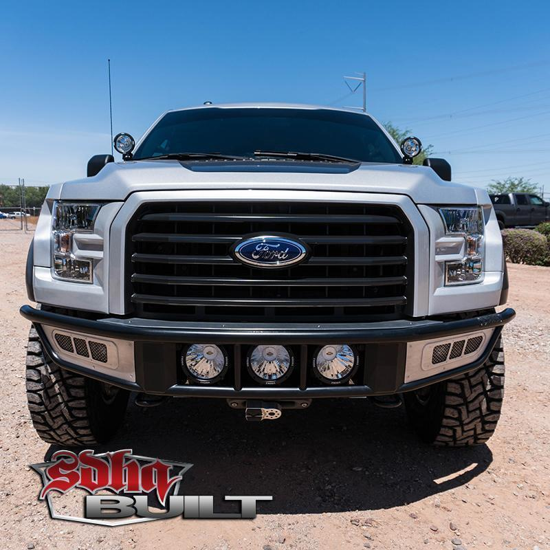 '15-20 Ford F150 | SDHQ Built Products