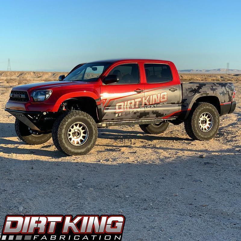Dirt King Fabrication | '16-Current Toyota Tacoma