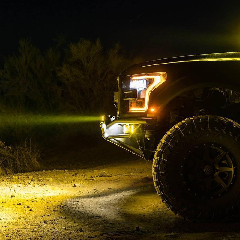 '17-Current Ford Raptor | Lighting Mounts and Power Management