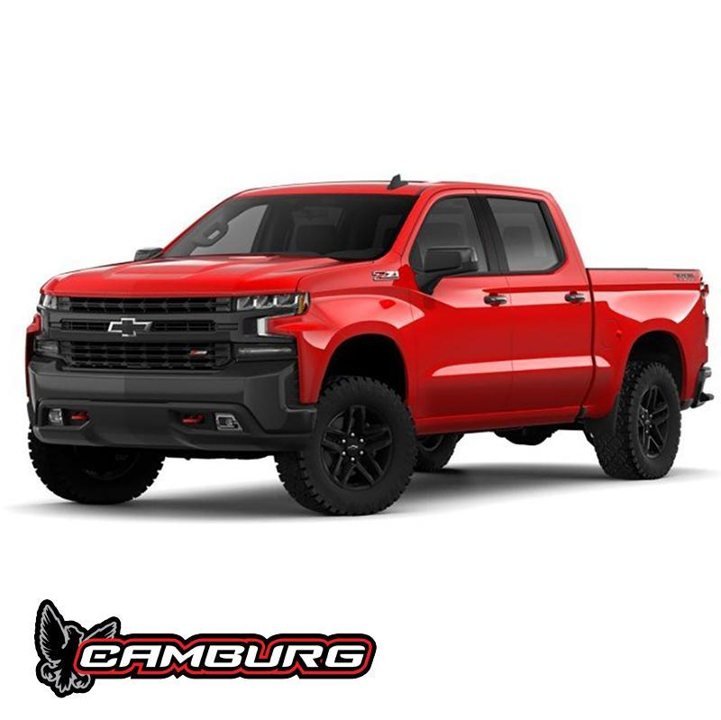 Camburg Engineering | '19-Current Chevy/GMC 1500