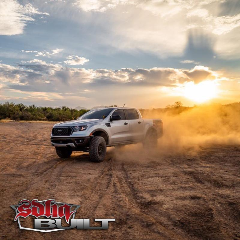 '19-Current Ford Ranger | SDHQ Built Products
