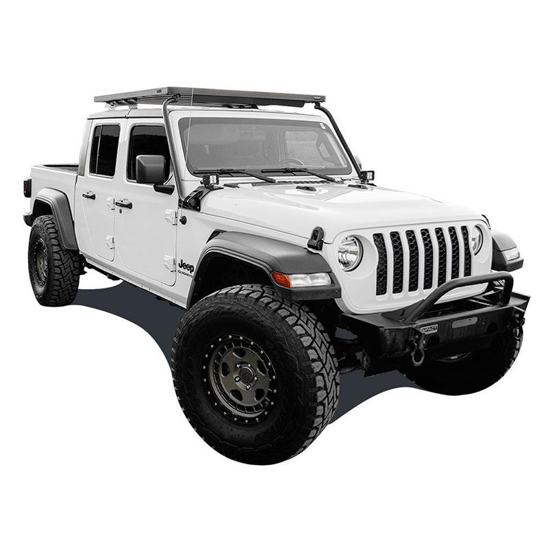 '20-Current Jeep (JT) Gladiator | Roof and Bed Racks