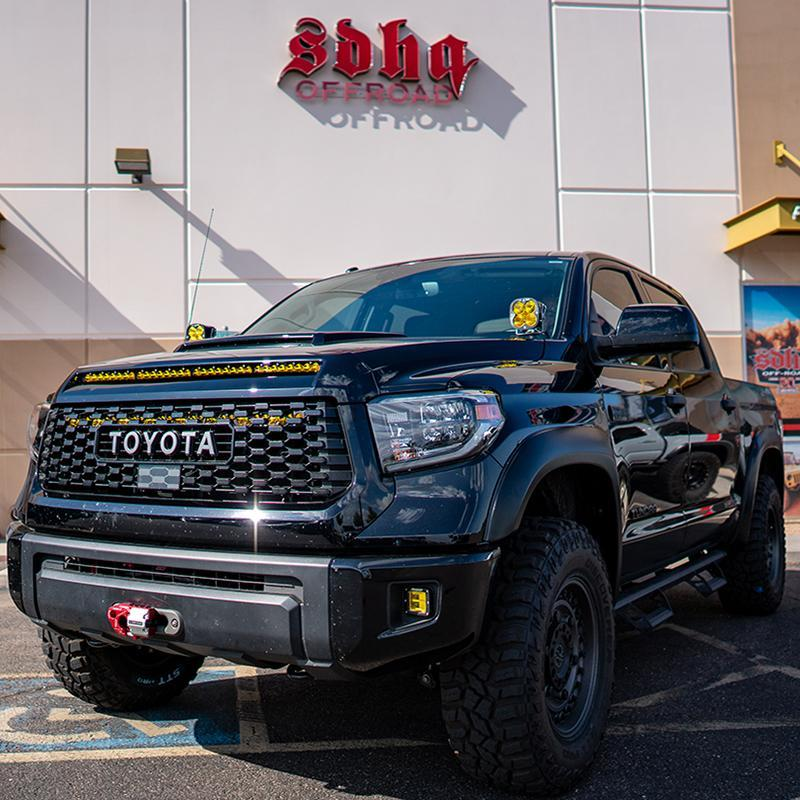 SDHQ Built 2019 Ford Ranger
