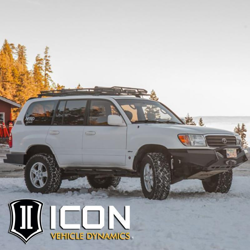 Icon Vehicle Dynamics | '98-07 Toyota Landcruiser 100 Series | Icon Vehicle Dynamics