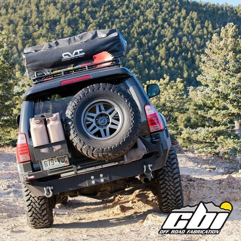 CBI Off Road | '03-09 Toyota 4Runner
