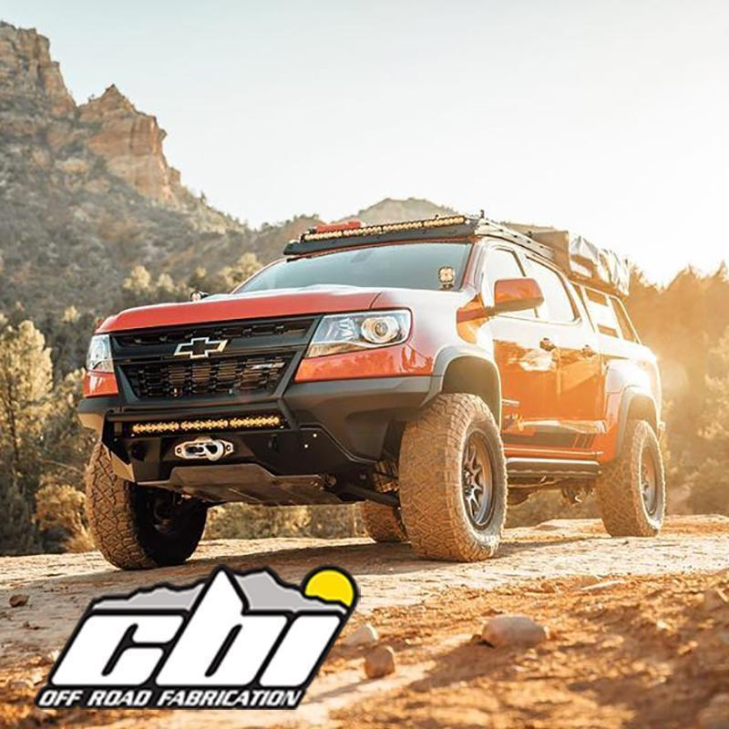CBI Off Road | '15-Current Chevy Colorado