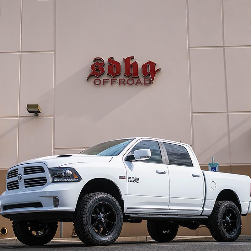 Ram 1500 | Suspension