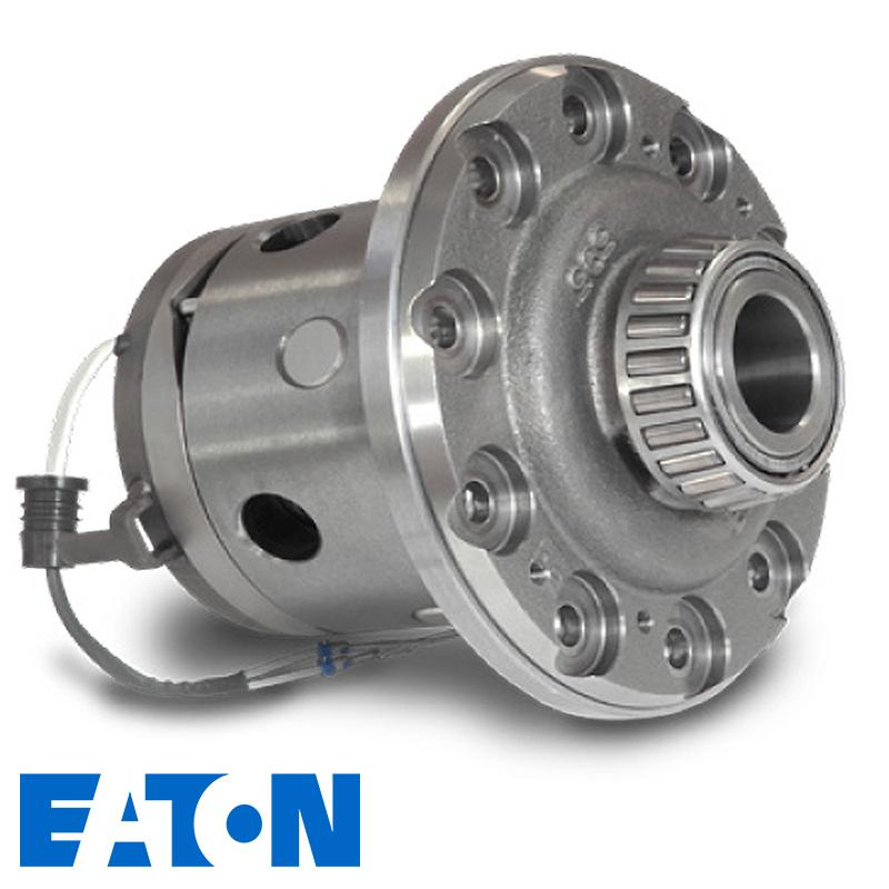 Eaton Electrically-Actuated Locking Differentials