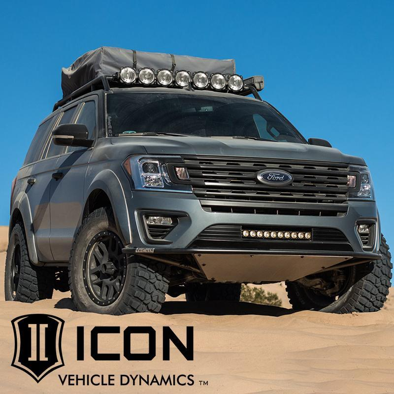 Icon Vehicle Dynamics | '17-Current Ford F250/350