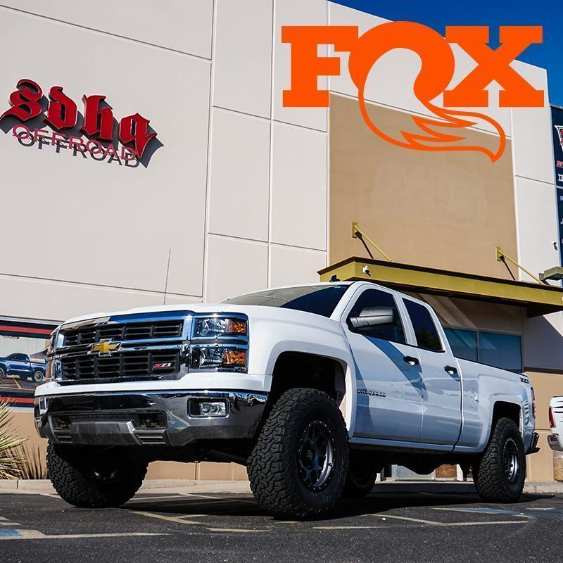 Fox Shocks | Chevy/GM