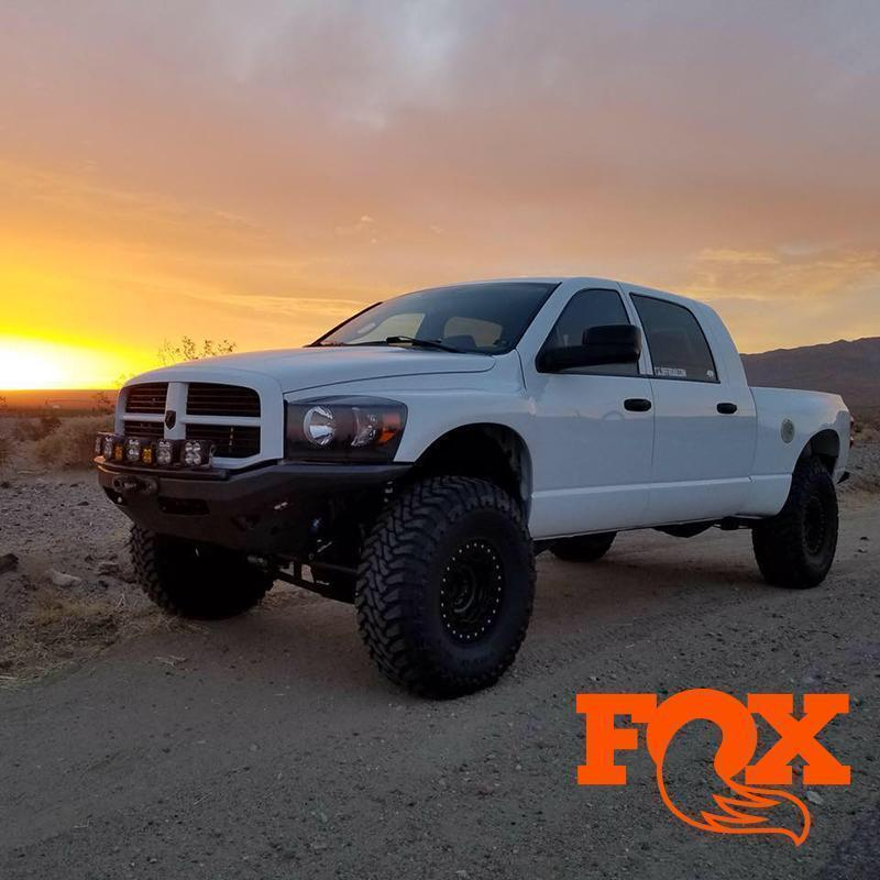 Fox Shocks | Dodge Ram