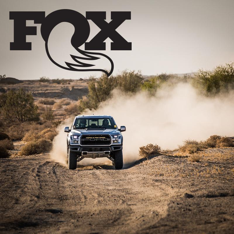 Fox Shocks | Ford