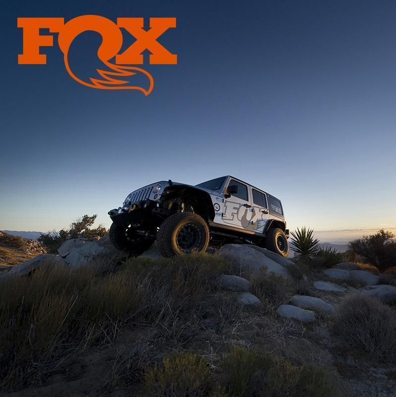 Fox Shocks | Jeep