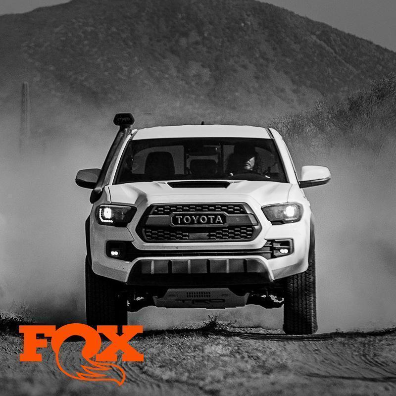 Fox Shocks | Toyota Tacoma