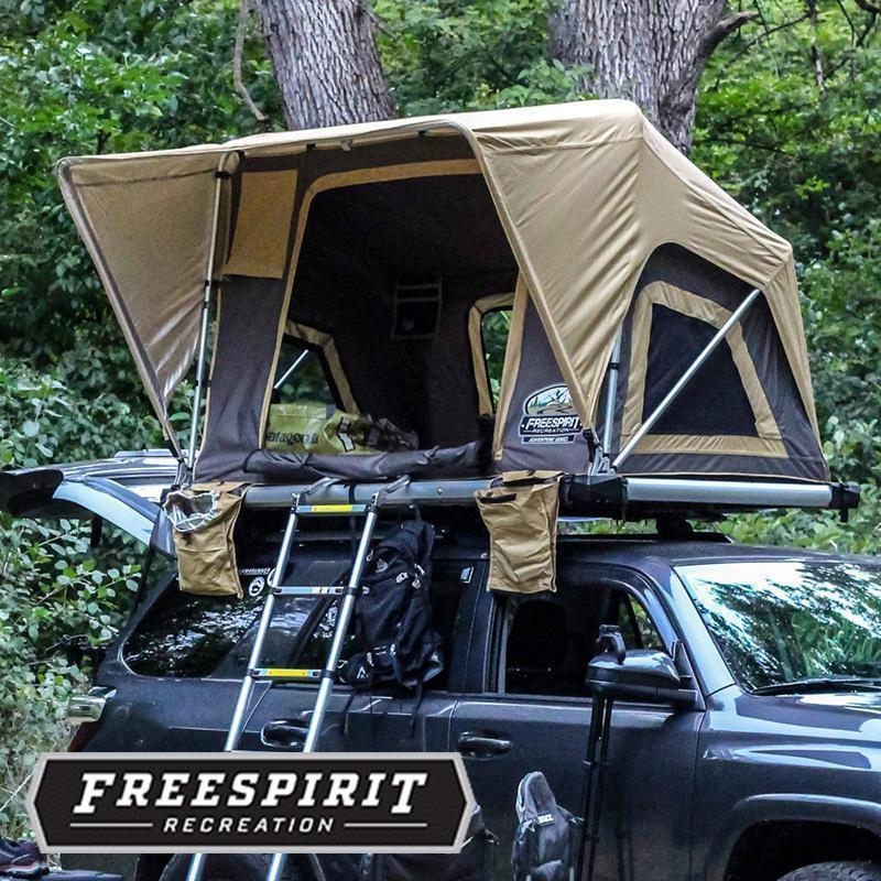 Freespirit Recreation   1-2 Person Roof Top Tents