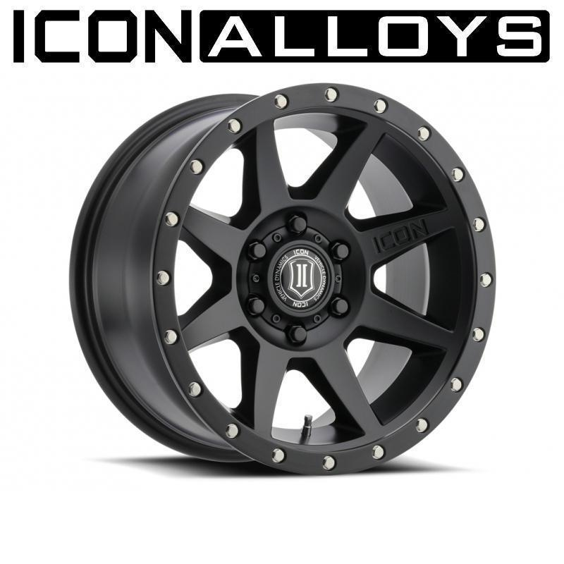 Icon Alloys Wheels