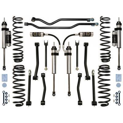 "'07-17 Jeep JK 3"" Complete Suspension Systems"