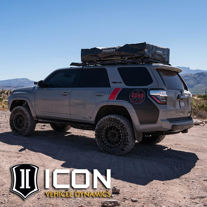 '10-Current Toyota 4Runner | Icon Vehicle Dynamics