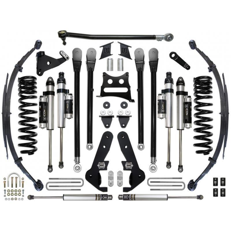 "'17-Current Ford F250/F350 7"" Complete Suspension Systems"