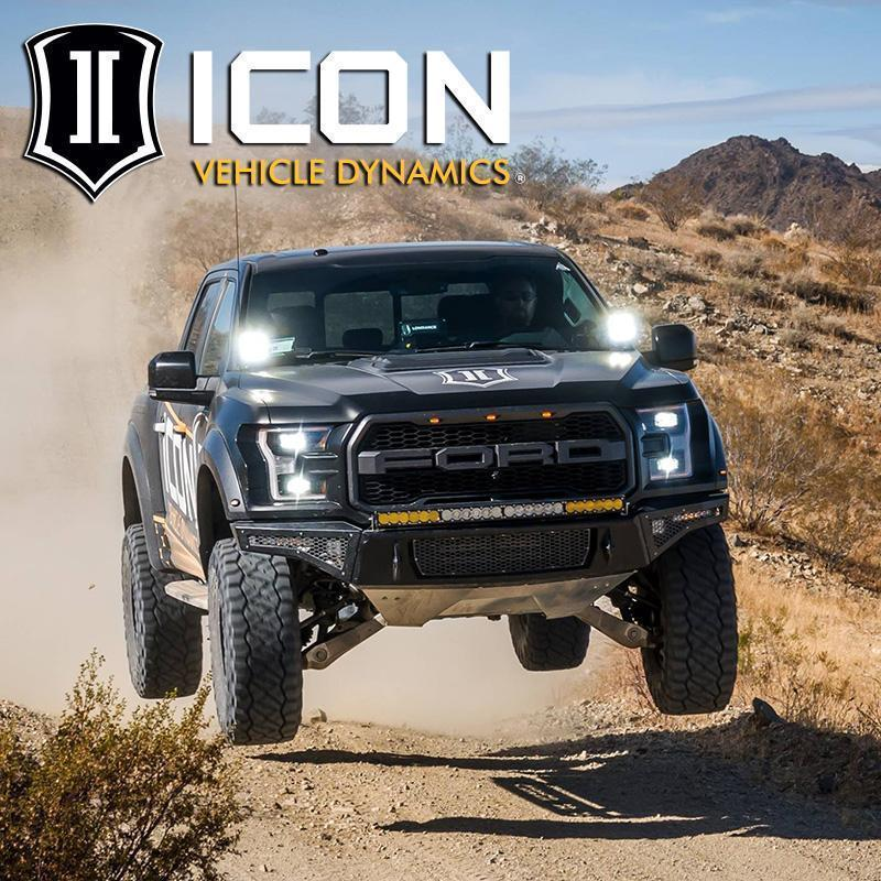 Icon Vehicle Dynamics | '17-Current Ford Raptor