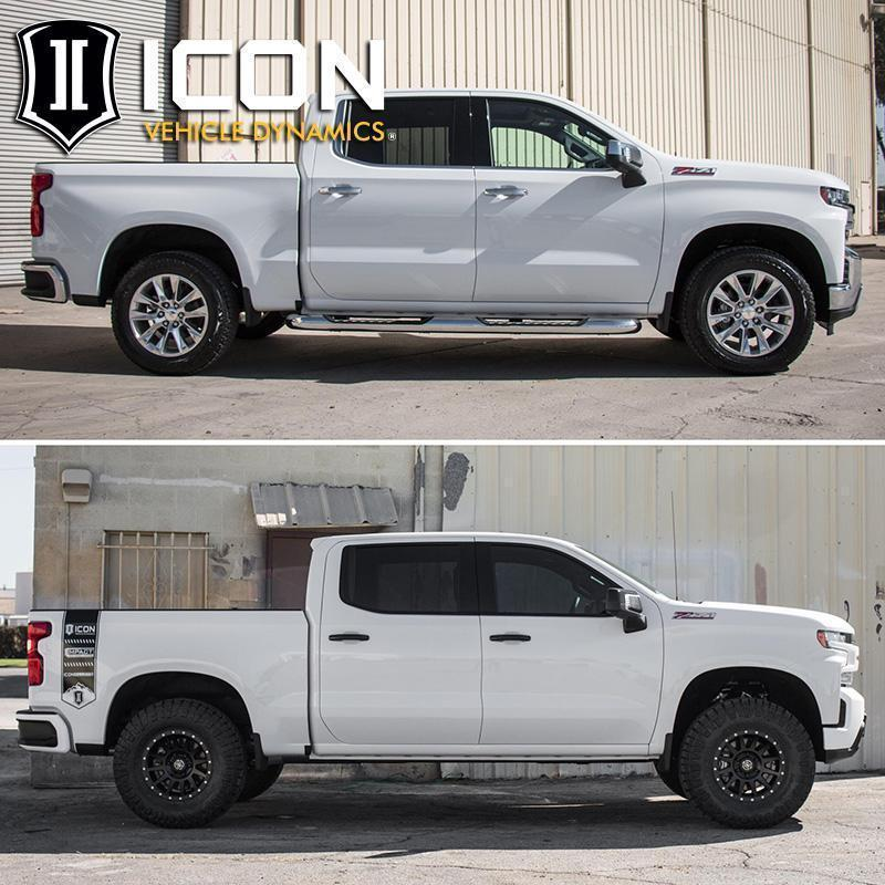 Icon Vehicle Dynamics '19-Current Chevy/GM 1500 Complete Suspension Systems