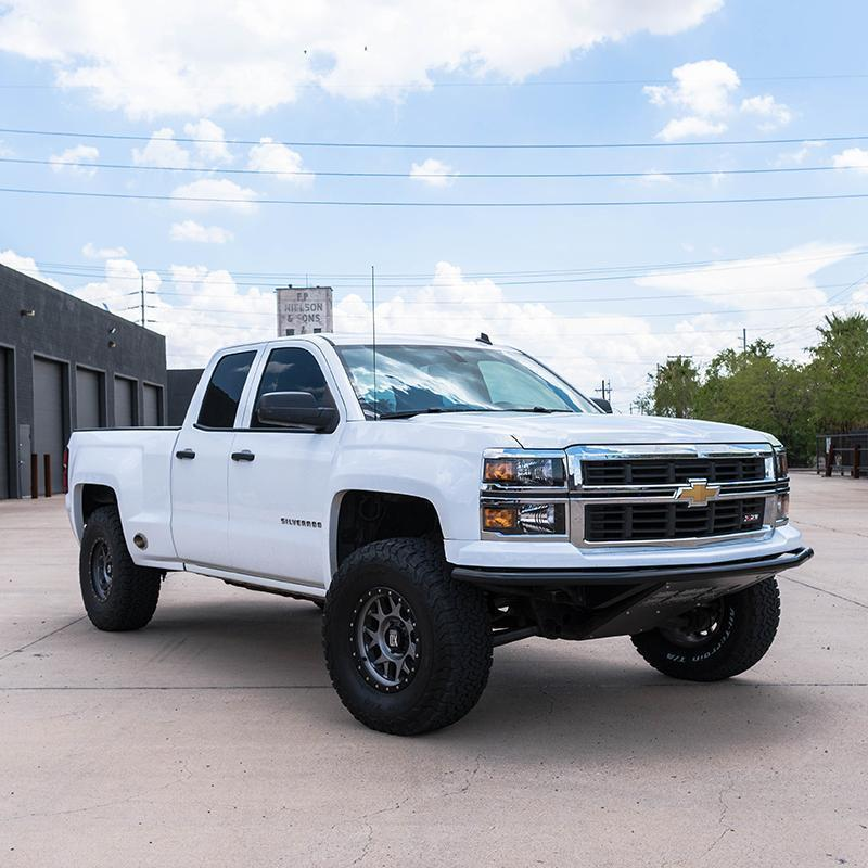 Long Travel Chevy 1500