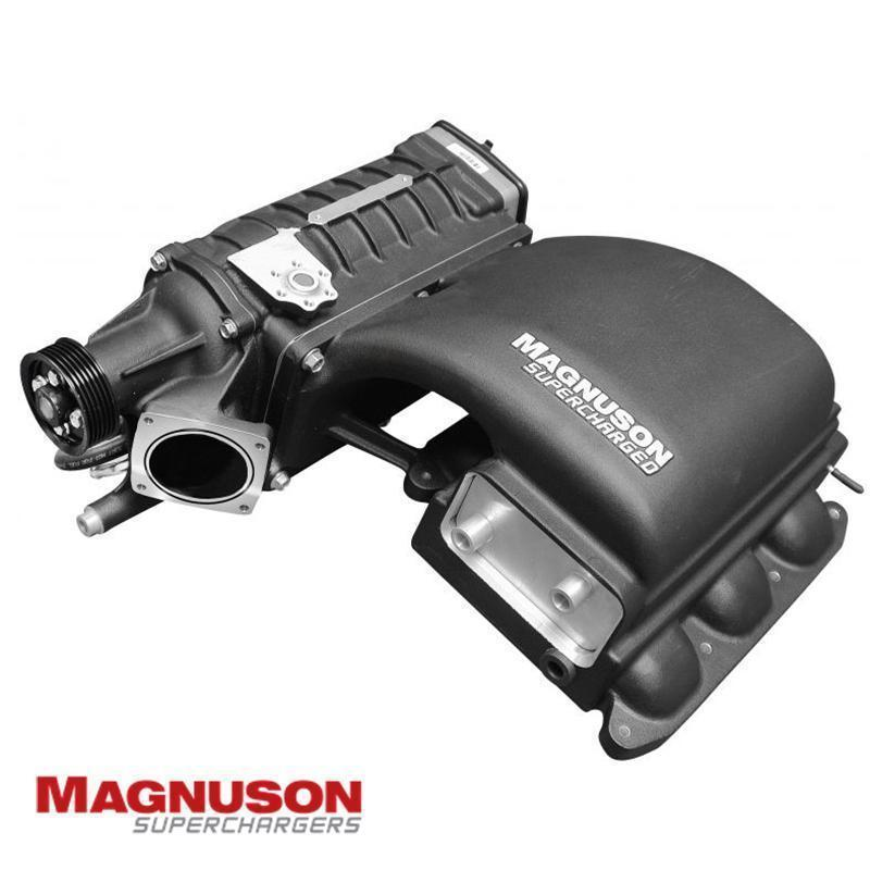 Magnuson Superchargers | Jeep